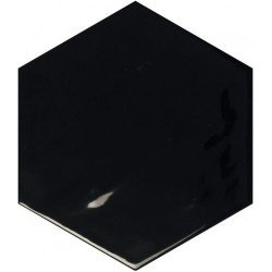 CAJA PAV PORC HEXAGON BLACK...