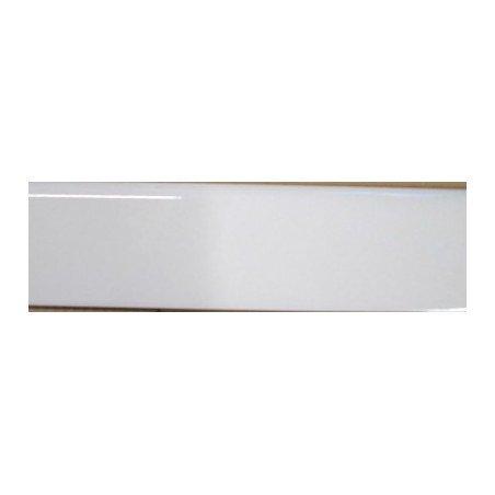 Rodapie blanco brillo 10x60 - Precio rodapie blanco ...