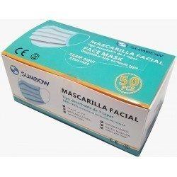 MASCARILLAS DESECHABLES 3...