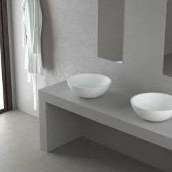 LAVABO SOLID SURFACE FLAVIANA